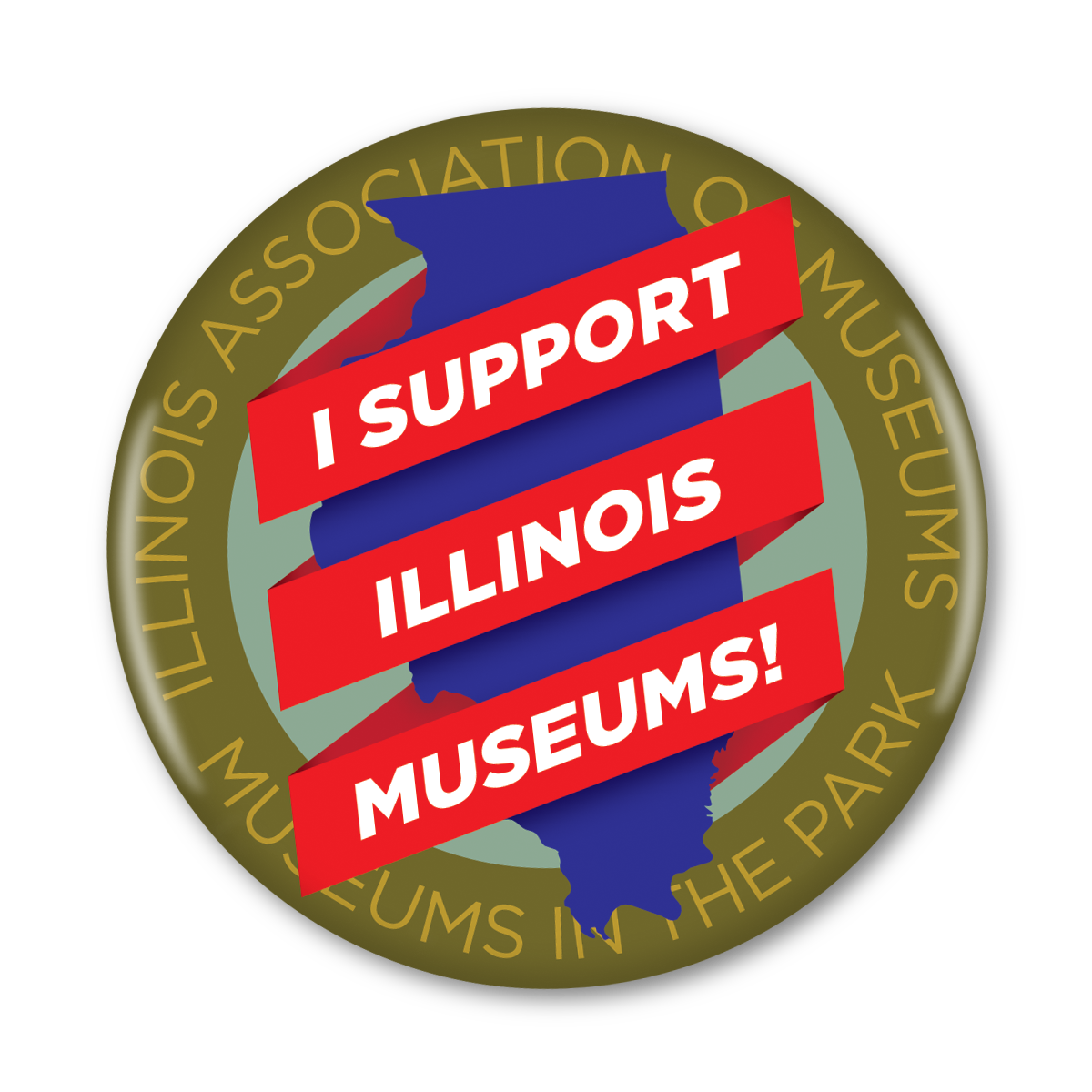 Museum Day Button