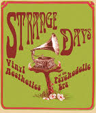 Poster from Strange Days: Vinyl Aesthetics of the Psychelelic Era
